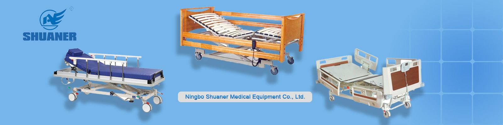 China best Medical Hospital Bed on sales