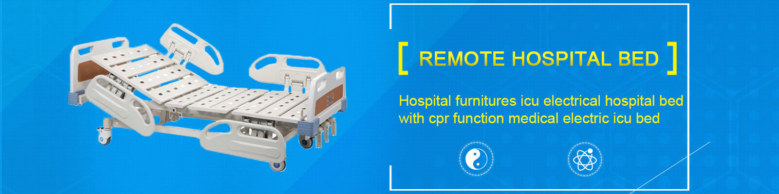 China best Remote Hospital Bed on sales