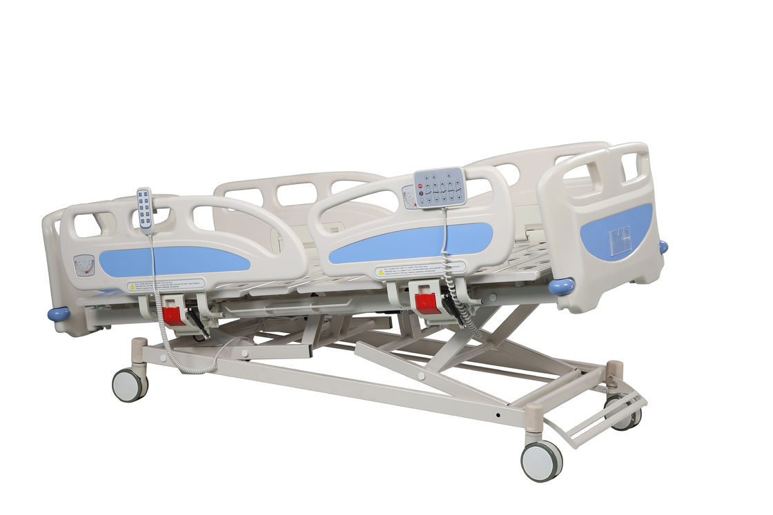 FDA Approved  Electric Five Function Hospital Beds with ABS side
